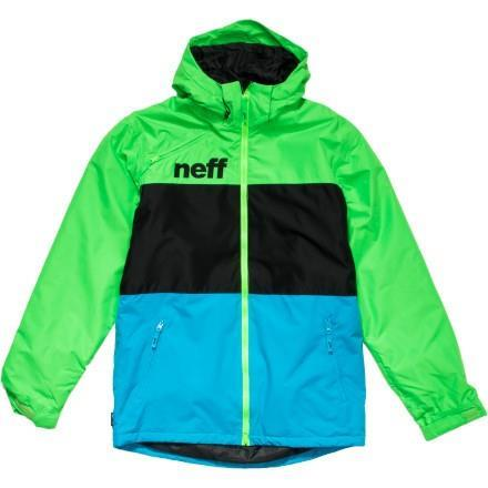Neff Triple Jacket Mens