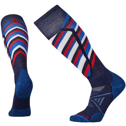 Smartwool PhD Ski Medium Pattern Sock Mens