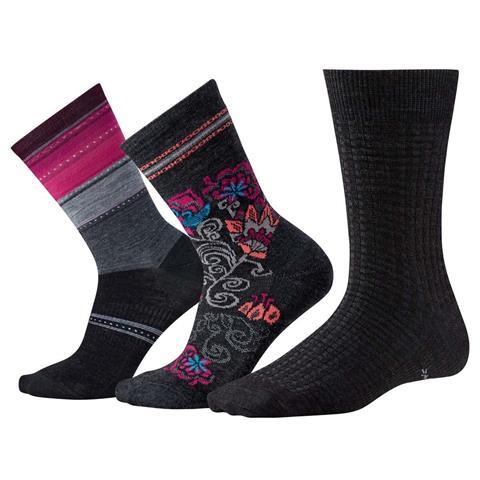 Smartwool Trio 2 Socks Womens