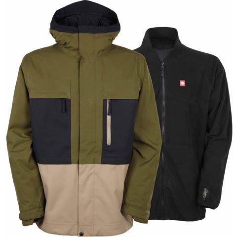 686 Form Smarty Jacket Mens