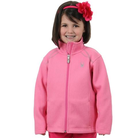 Spyder Bitsy Virtue Full Zip Core Sweater Girls
