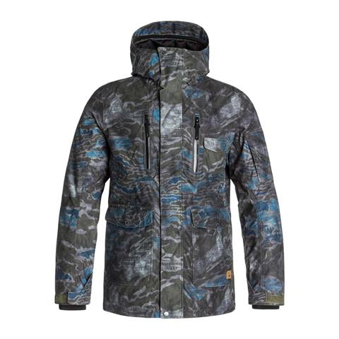 Quiksilver Dark and Stormy Jacket Mens