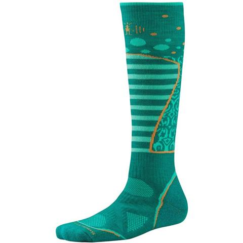 Smartwool Ski Medium Weight Pattern Sock Womens