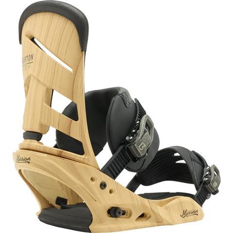 Burton Mission Re:Flex Snowboard Bindings Mens