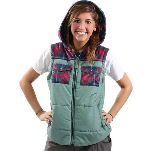 Burton Spruce Vest Womens
