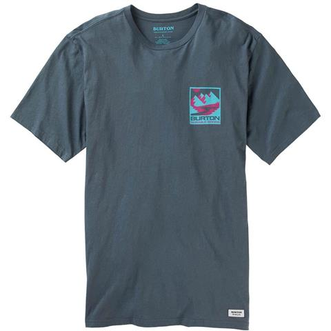 Burton Mitler Short Sleeve T Shirt - Men's