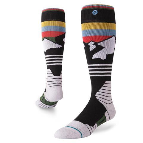 Stance Wind Range Sock Mens