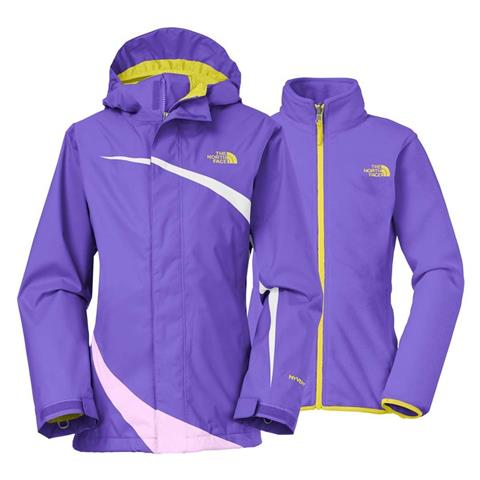 The North Face Mountain View Triclimate Jacket Girls