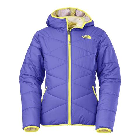 The North Face Reversible Perrito Jacket - Girl s  e4cfbadcf