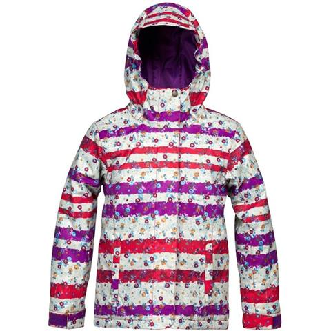 Roxy American Pie Girl Jacket - Girl's