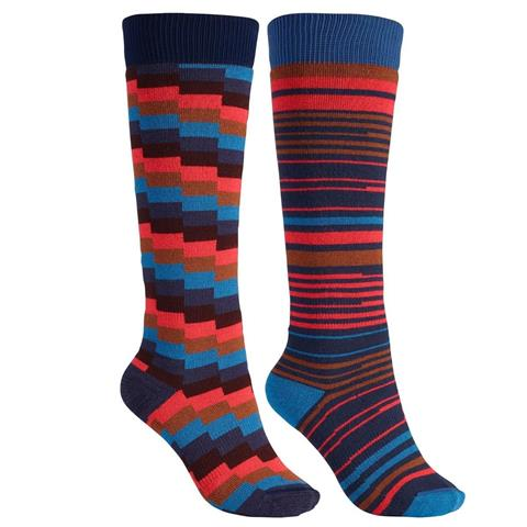 Burton Weekender Sock 2 Pack Womens