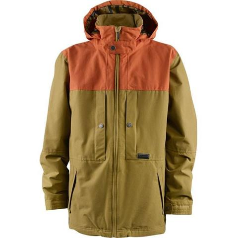 Foursquare Heist Jacket Mens