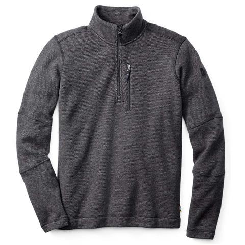 Smartwool Heritage Trail Fleece 1/2 Zip Sweater Mens