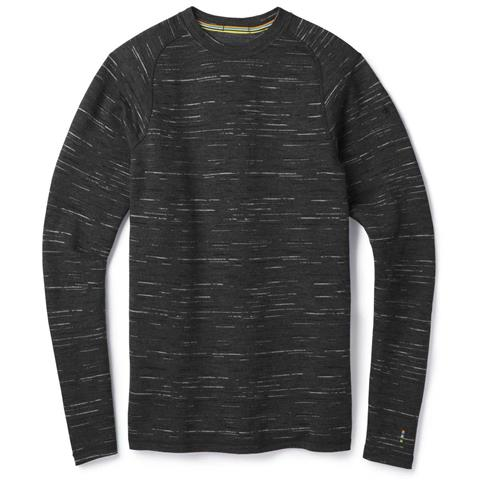 Smartwool Merino 250 Baselayer Pattern Crew Mens