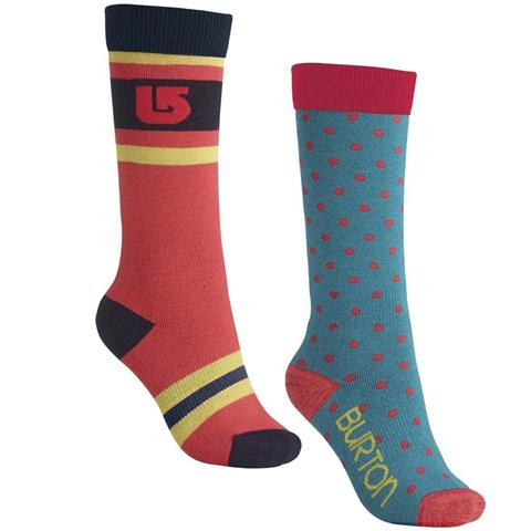 Burton Weekend Sock Two Pack Womens