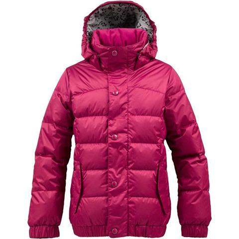 Burton Allure Puffy Jacket Girls
