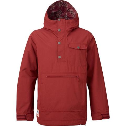 Burton Sawyer Anorak Jacket Mens
