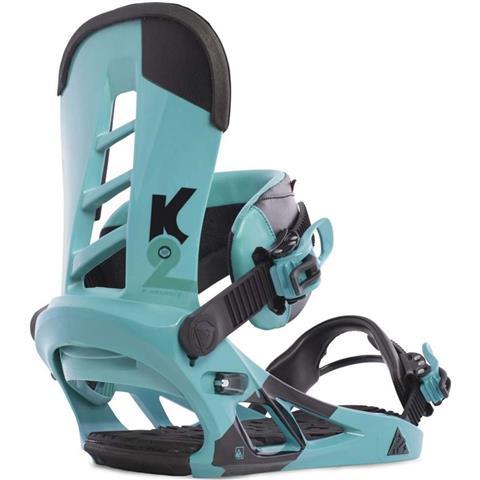 K2 Indy Snowboard Bindings Mens