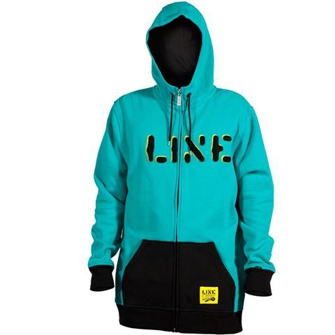 Line Original Full Zip Hoodie Mens
