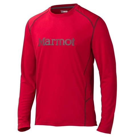 Marmot Windridge with Graphic LS Mens