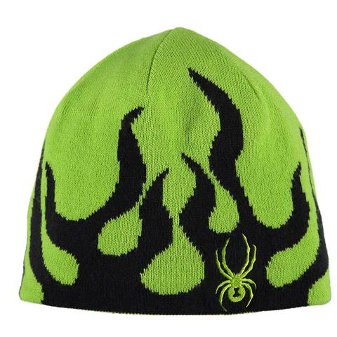 Spyder Mini Fire Hat - Boy's
