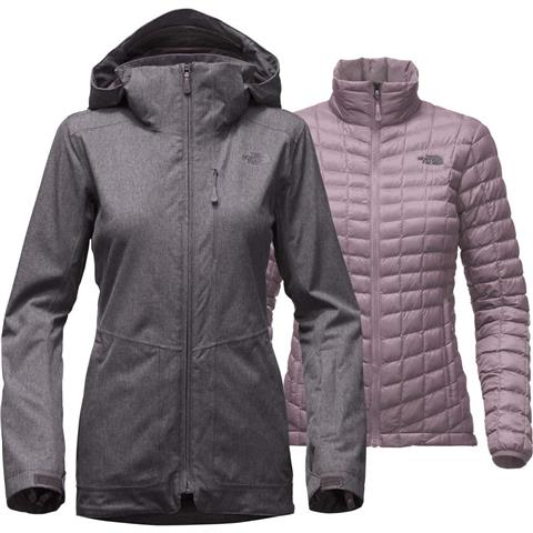 The North Face Themoball Snow Tri Parka Womens