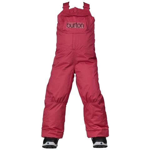 Burton Minishred Sweetart Bib Pants Girls