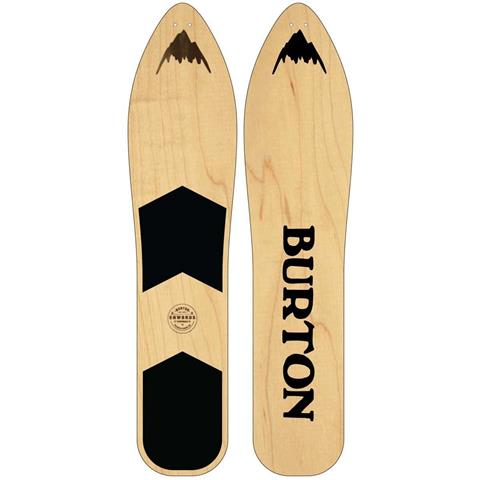 Burton The Throwback Snowboard - Men's