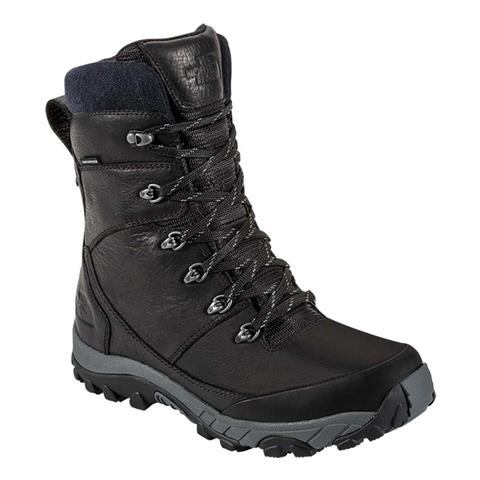 The North Face Chilkat Leather Insulated Tall Boots Mens