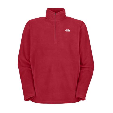 The North Face TKA 100 Microvelour Glacier 1/4 Zip Mens
