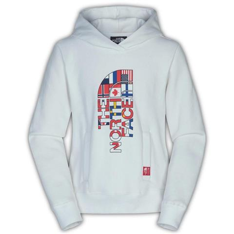 The North Face International Pullover Hoodie Girls