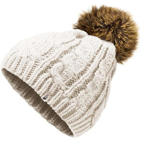 The North Face Oh Mega Fur Pom Beanie Youth