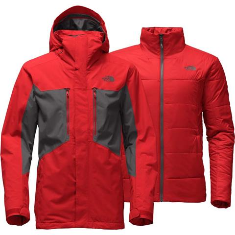 The North Face Clement Triclimate Jacket Mens