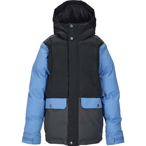 Burton Tundra Puffy Jacket Boys