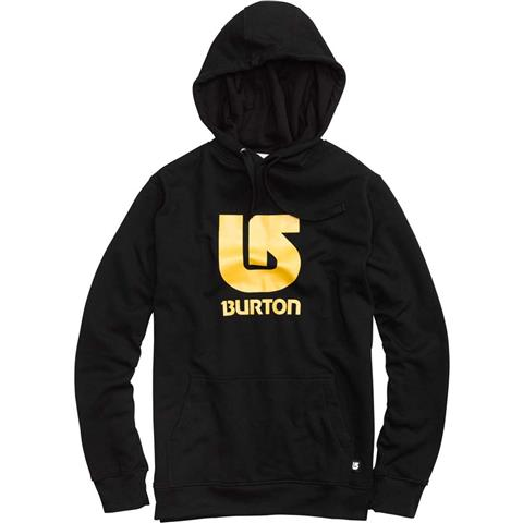Burton Logo Vertical Pullover Mens
