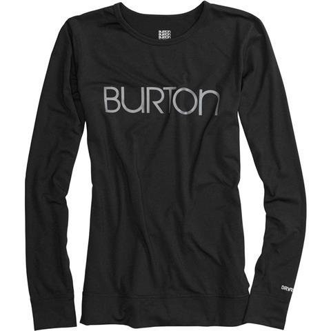 Burton Midweight Crew Top Womens