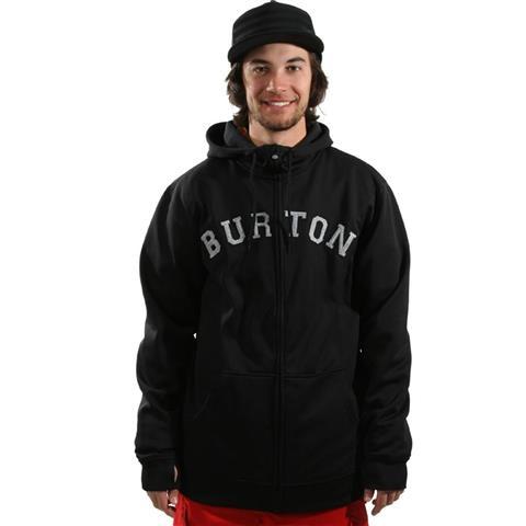 Burton Premium Bonded Hoodie Mens