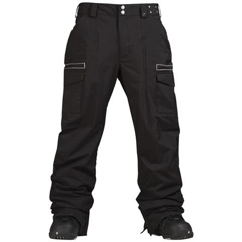 Burton The White Collection Transmission Pant Mens