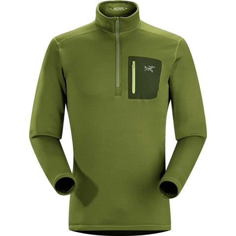 Arcteryx Rho AR Zip Neck Mens