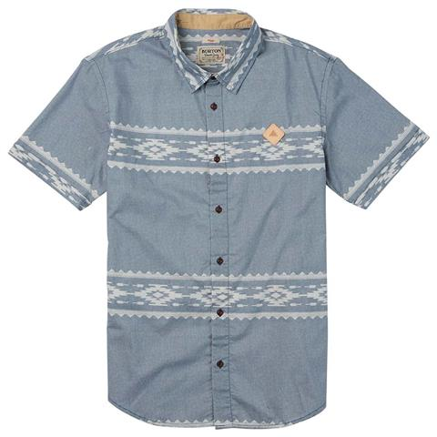 Burton Tycoon Short Sleeve Mens