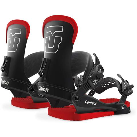 Union Contact Snowboard Bindings Mens