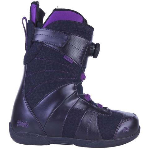 Ride Sage Boa Snowboard Boots Womens
