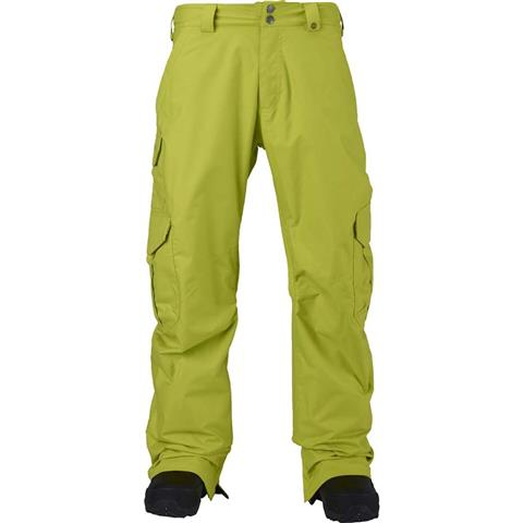 Burton Cargo Pants Mid Fit Mens