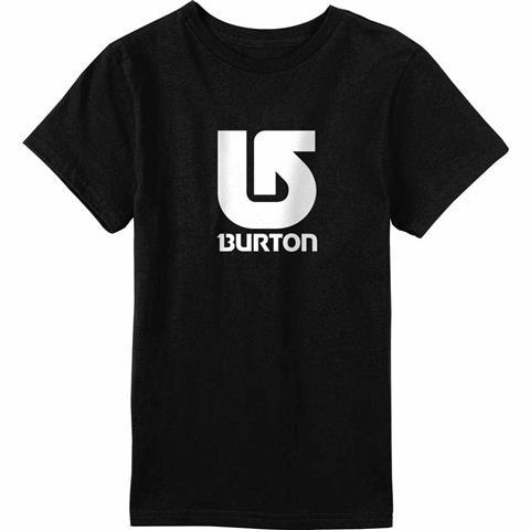 Burton Logo Vertical SS Tee Boys