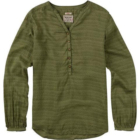 Burton Waterbury Woven Shirt Womens