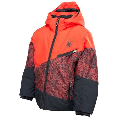 Spyder Mini Ambush Jacket Boys