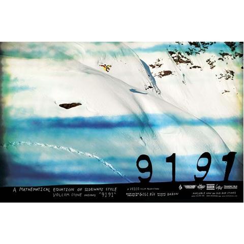Volcom 9191 Gigi Ruf DVD