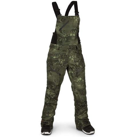 Volcom Elm Gore Tex Bib Overall Pant Womens