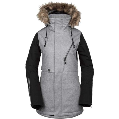 Volcom Fawn Insulated Jacket Womens