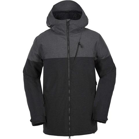 Volcom Ghost Stripe Insulated Jacket Mens
